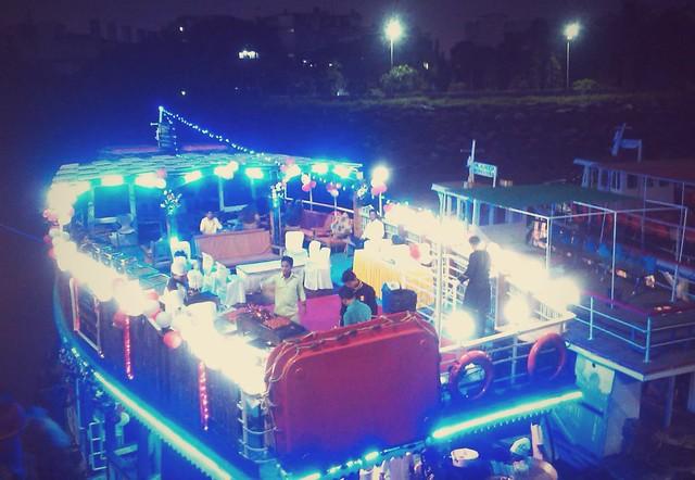 Mumbai Large Group Party Boat