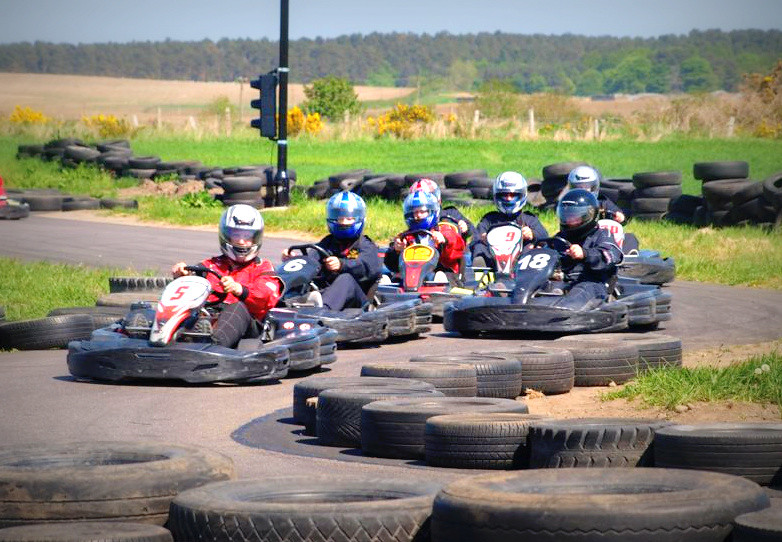 Go karting elgin
