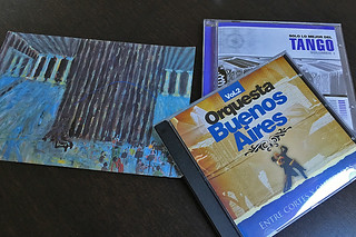 Buenos Aires - Postcard cds