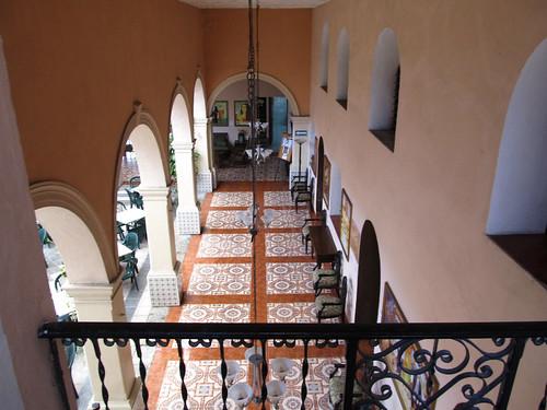 Merida: notre hôtel colonial et exposition de peintures de Frida Kahlo