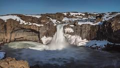 'Aldeyjarfoss' - Iceland
