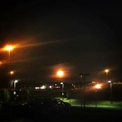 Gorgeous full moon tonight.
