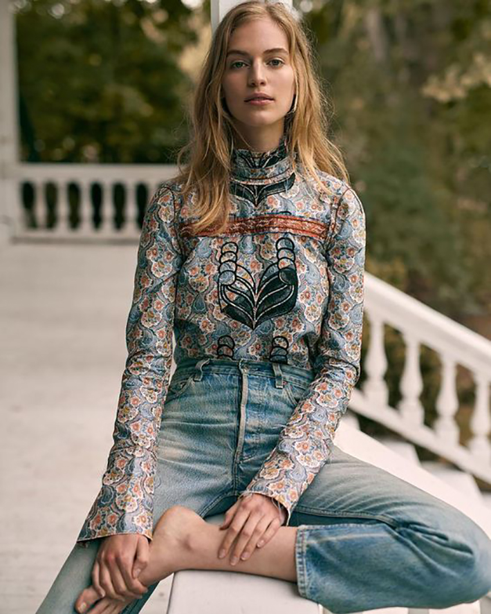 Victorian Shirts Street Style Outfits10