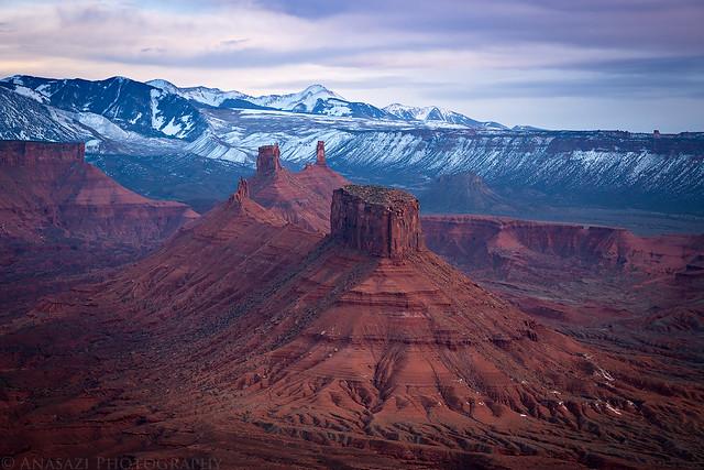 Dome Plateau Viewpoint