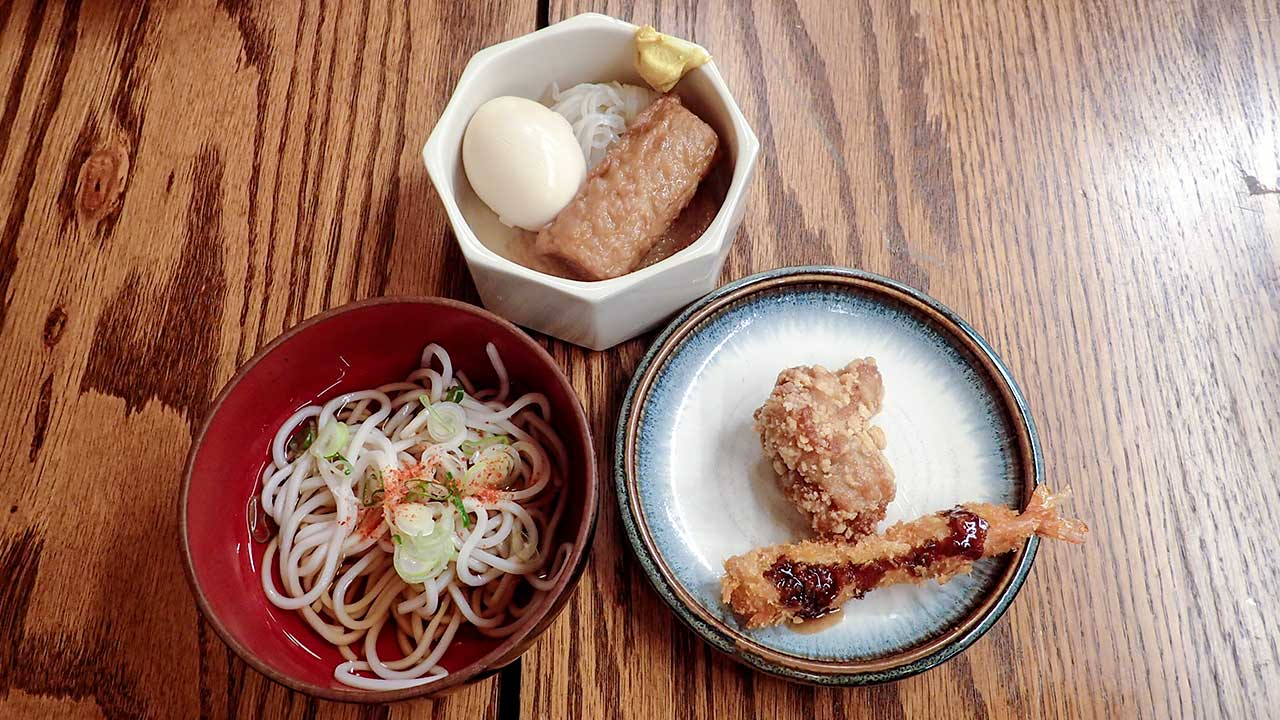 魚〇(うおまる)ランチバイキング