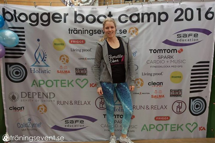 Blogger Boot Camp 2016
