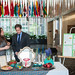 Deputy Secretary Blinken Visits the State Department's Haft-Seen Table to Learn More About Nowruz by U.S. Department of State