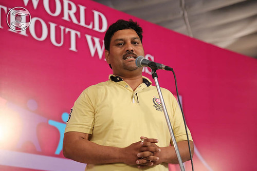 Dhan Prakash from Muzaffar Nagar expresses his views