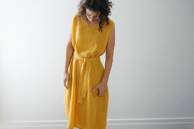 I Love Tops - dress hack