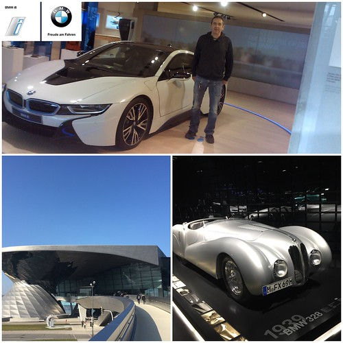 Besuch der BMW Welt