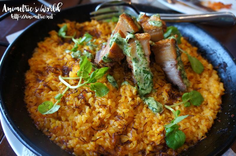 Alqueria Spanish Restaurant