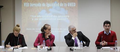 VIII Jornada de Igualdad de la UNED (19/04/2016)