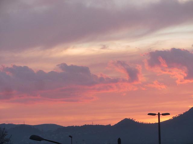 Cielos rosados