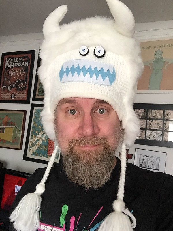 Polar Dash Yeti Challenge Yeti Hat