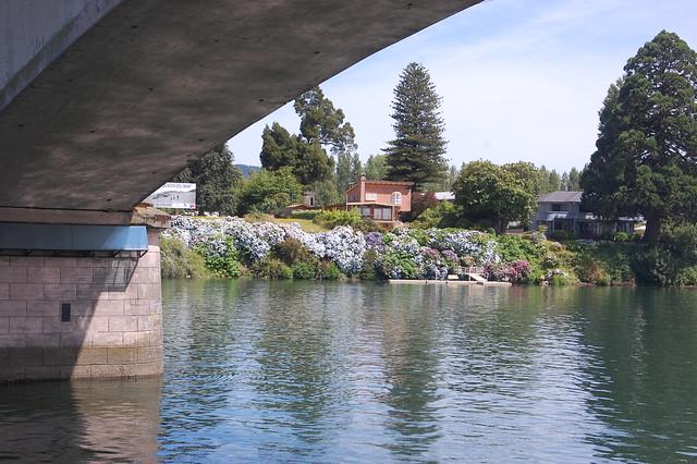 Views of Valdivia, Chile