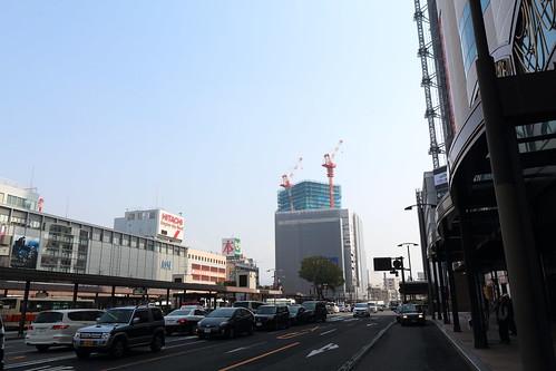 2016/02 広島駅南口Cブロック再開発