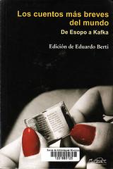 Eduardo berti, Los cuentos más breves del mundo
