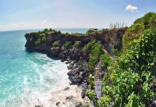 Imagen de Balangan Beach. bali cliff beach pantai tebing