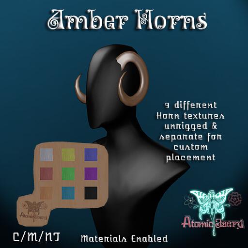 Amber Horns