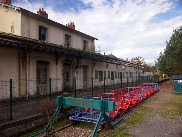 Bagnoles De L'Orne Station