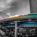 Bangkok skytrains BTS