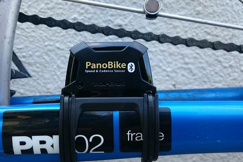 PanoBike Speed & Cadence Sensor