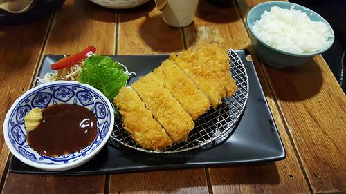 台北公館大盛豬排食記 (5)