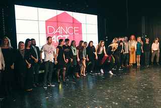 DanceAct Practice Night Christmas 2015 Showcase