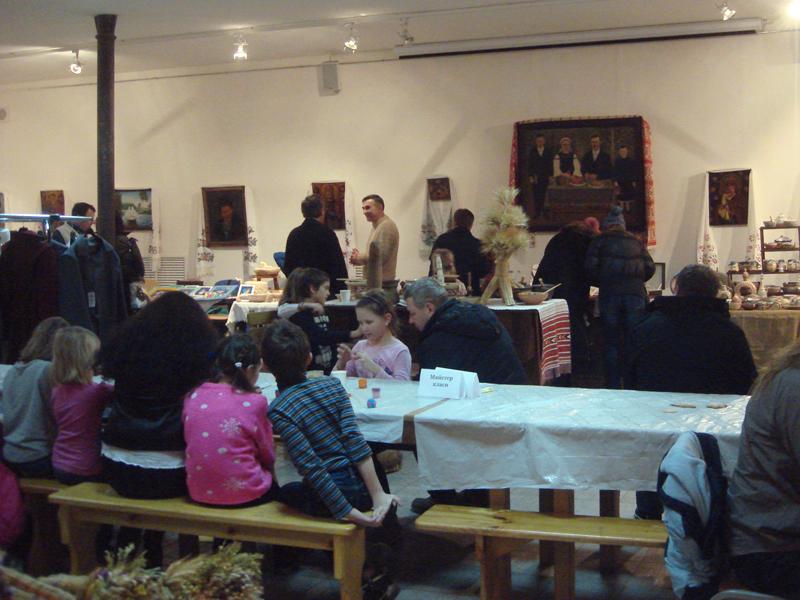 folk art fair Ivan Honchar museum