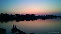 Fishing time at Sonepur, Odisha