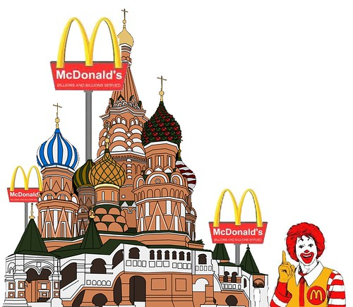 McDonalds in Russia
