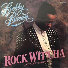 BOBBY BROWN:ROCK WIT'CHA(JACKET A)