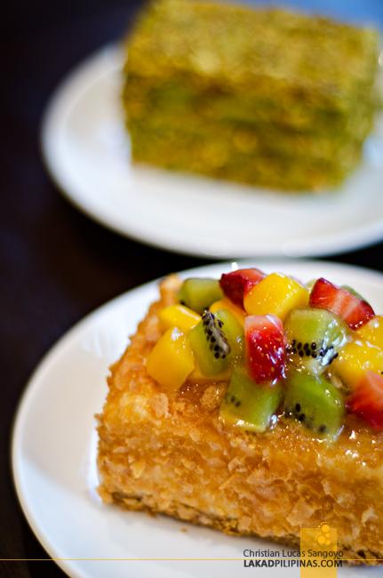 Crema Marriott Manila Cakes