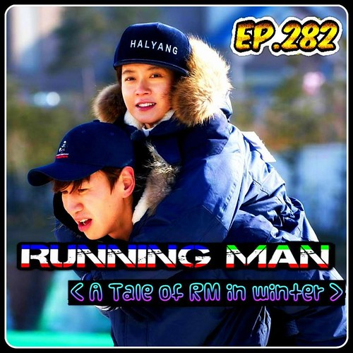 [Vietsub] Running Man Tập 282