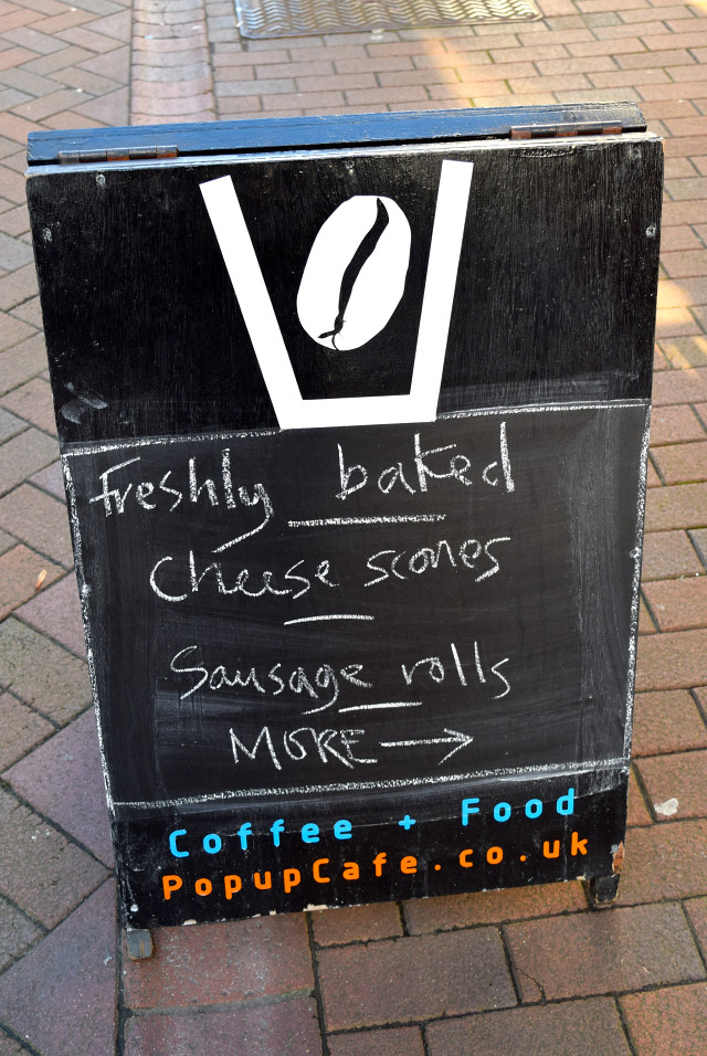 Pop Up Cafe, Deal | www.rachelphipps.com @rachelphipps