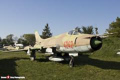 4242 - 6602 - Polish Air Force - Sukhoi SU-20R - Polish Aviation Musuem - Krakow, Poland - 151010 - Steven Gray - IMG_0356