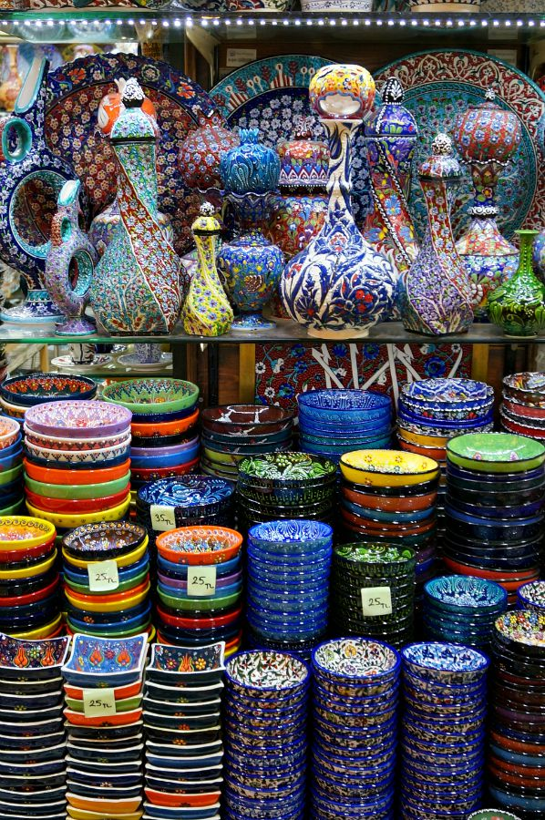 Istanbul Pottery