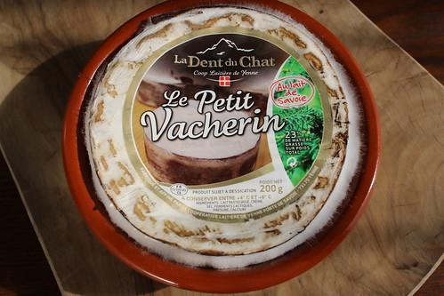 Le petit vacherin ル・プティ・ヴァシュラン