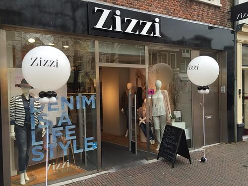Cloudbuster Rond Bedrukt Zizzi Delft