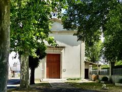 Vançais - le temple - Photo of Sainte-Soline