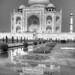 Taj Reflections by rsereci