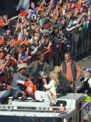 Broncos victory parade