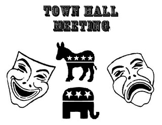 Town Hall 'Concerned Citizens' Are Paid Actors