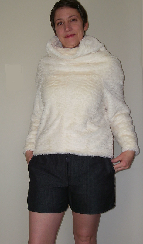 Burda Raglan Sweater by mahlicadesigns