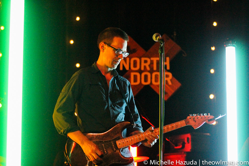 Shearwater @ The North Door, Austin 02/03/2016