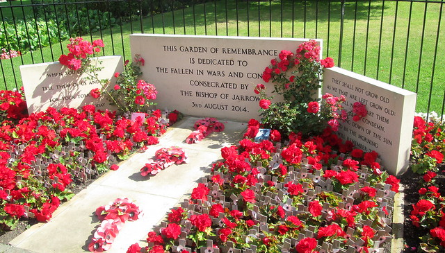 Washington Village, Garden of Remembrance