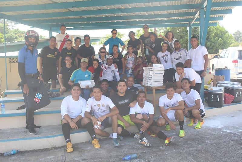 Convivio Deportivo - Banda CBCV