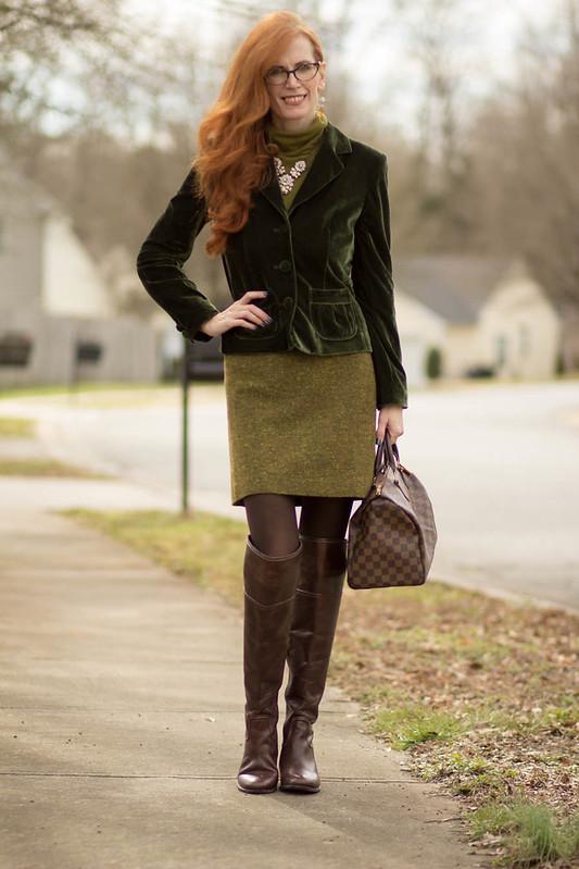 elegantly dressed and stylish | on trend tuesdays linkup