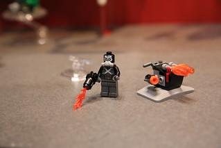 LEGO Marvel 76050 Crossbones' Hazard Heist 8