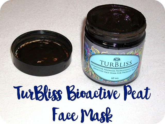 Turblis Bioactive Face Mask Review